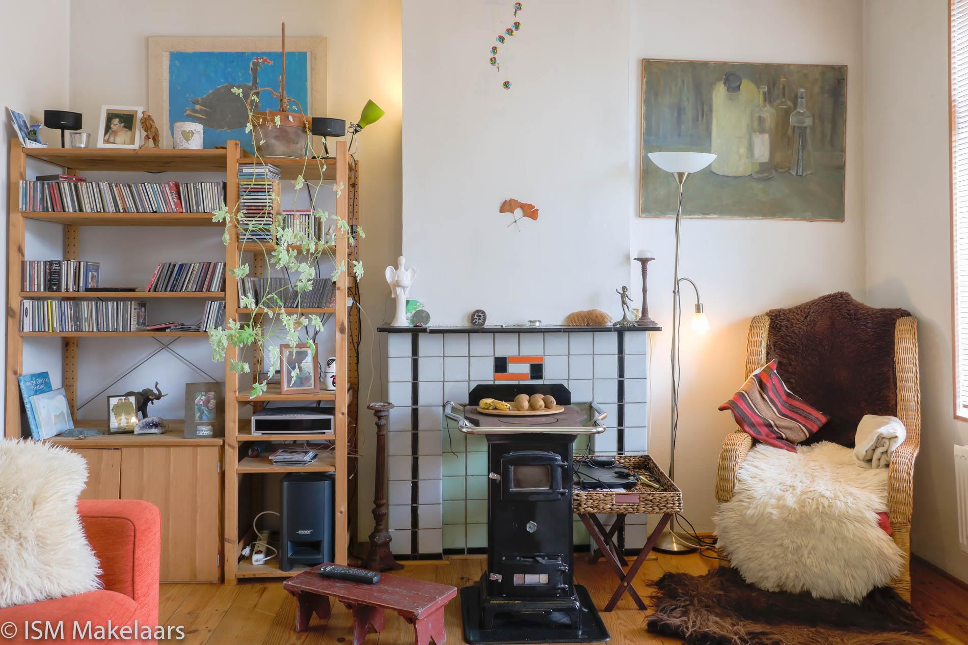 woonkamer middenstraat 13 kats ISM Makelaars
