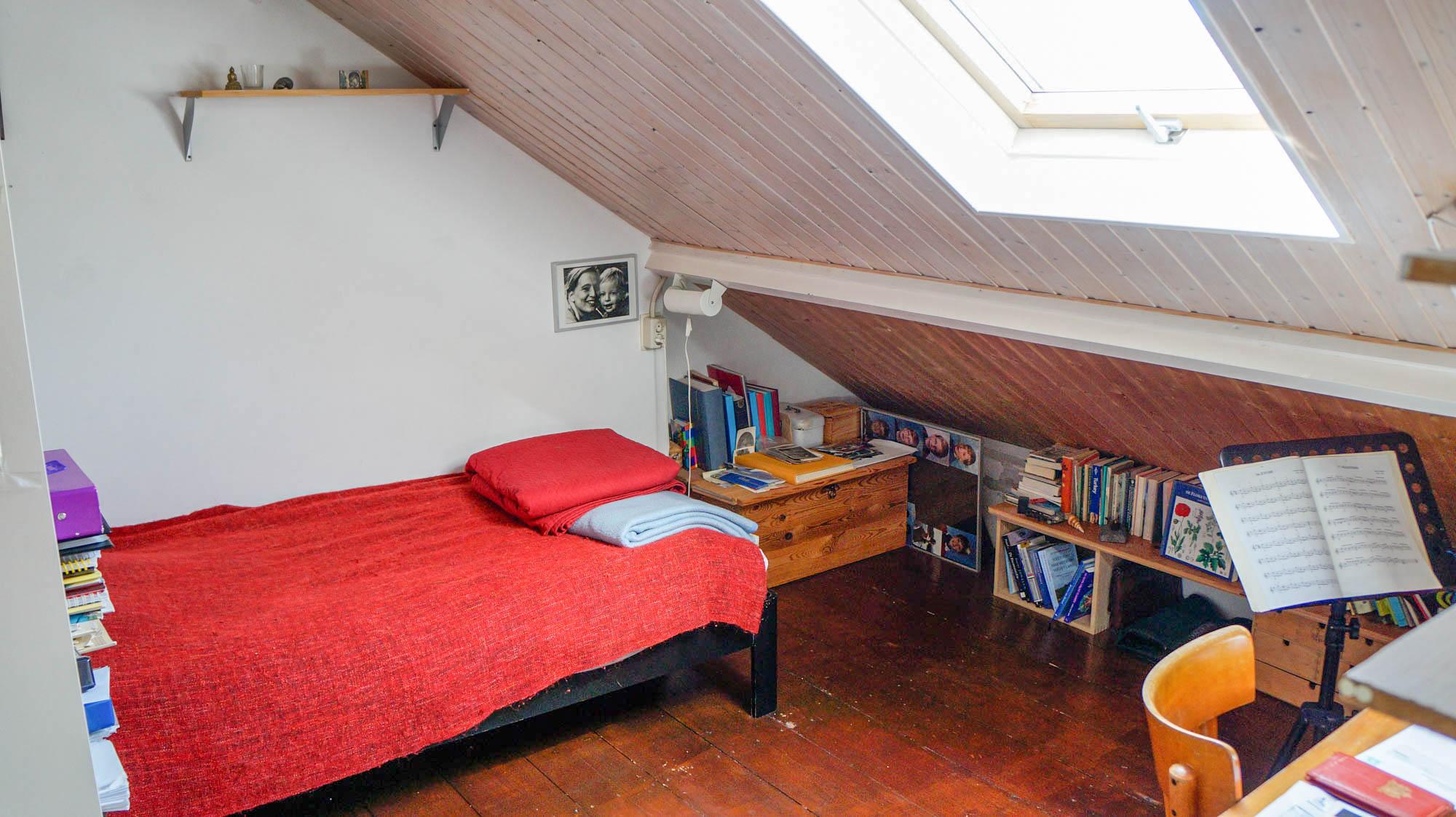 slaapkamer middenstraat 13 kats ISM Makelaars