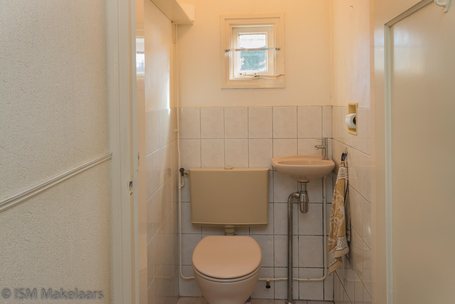 toiletruimte Lepelstraat 11 ISM Makelaars