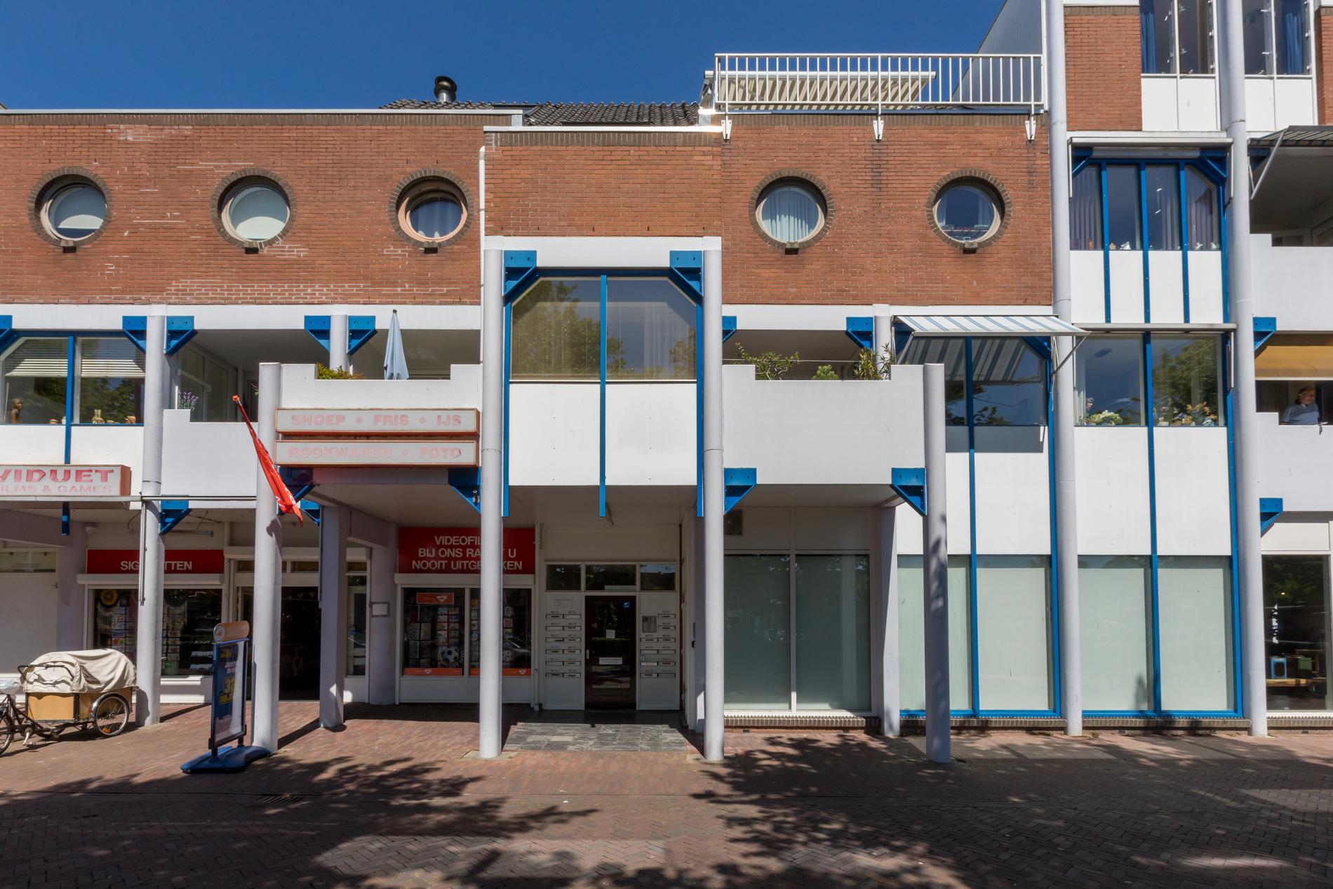centrale hal Beenhouwerssingel 27 Middelburg ism makelaars
