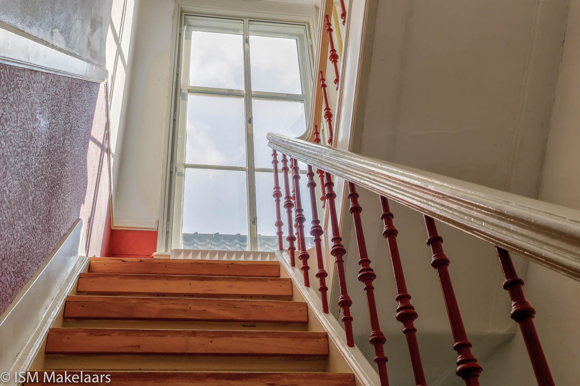 trap damstraat 19 yerseke ISM Makelaars