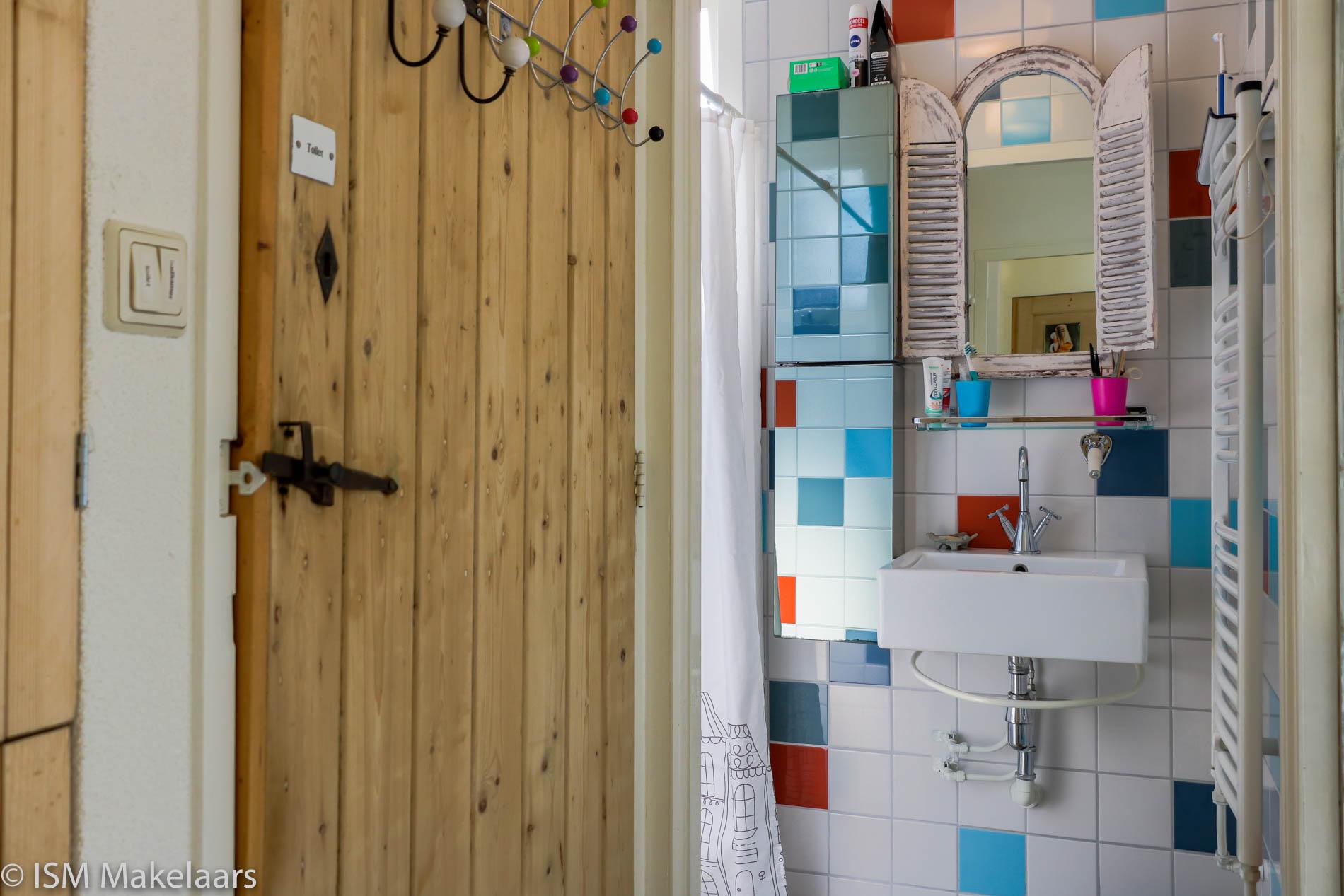 toiletruimte, badkamer nazareth 27 wolphaartsdijk ISM Makelaars
