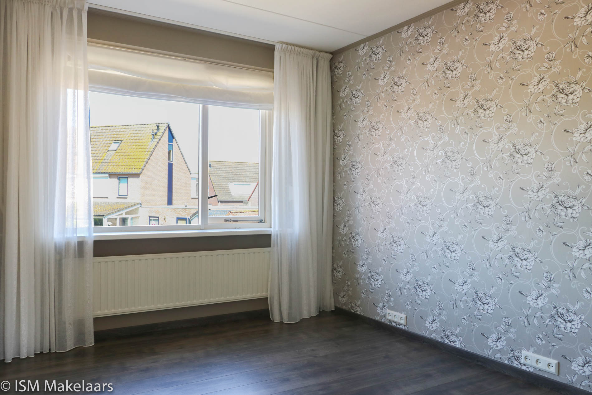 slaapkamer pr. christinastraat 18 nieuwdorp ISM Makelaars