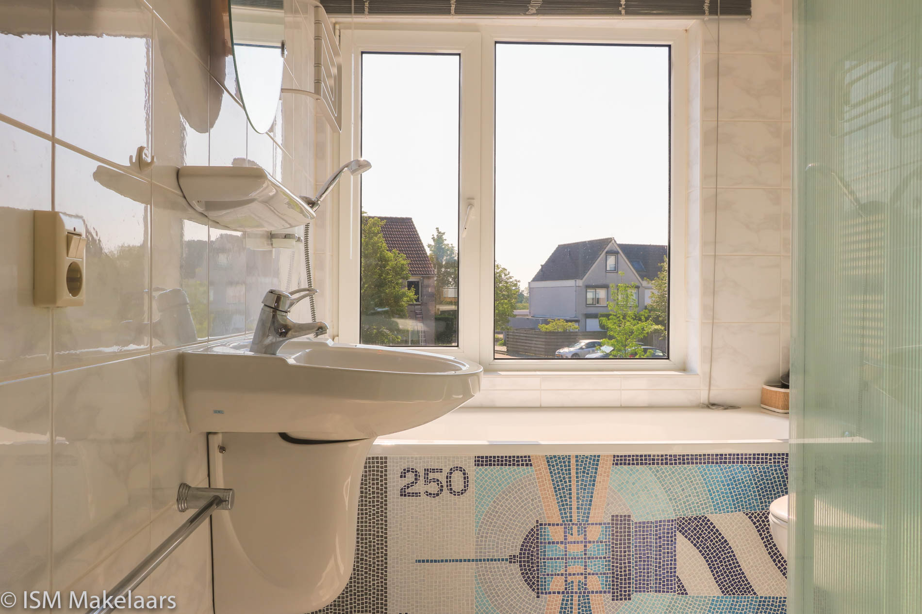 badkamer meekrap 25 krabbendijke ISM Makelaars