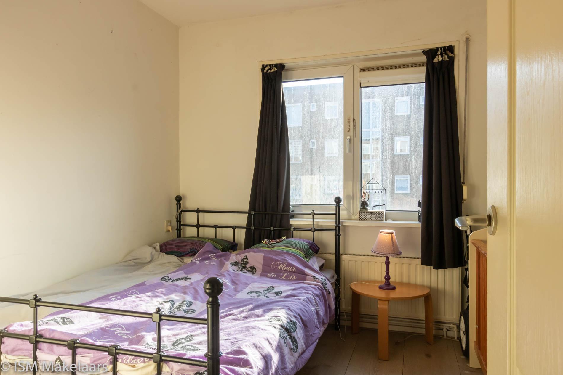slaapkamer Paul Krugerstraat 389 vlissingen ism makelaars