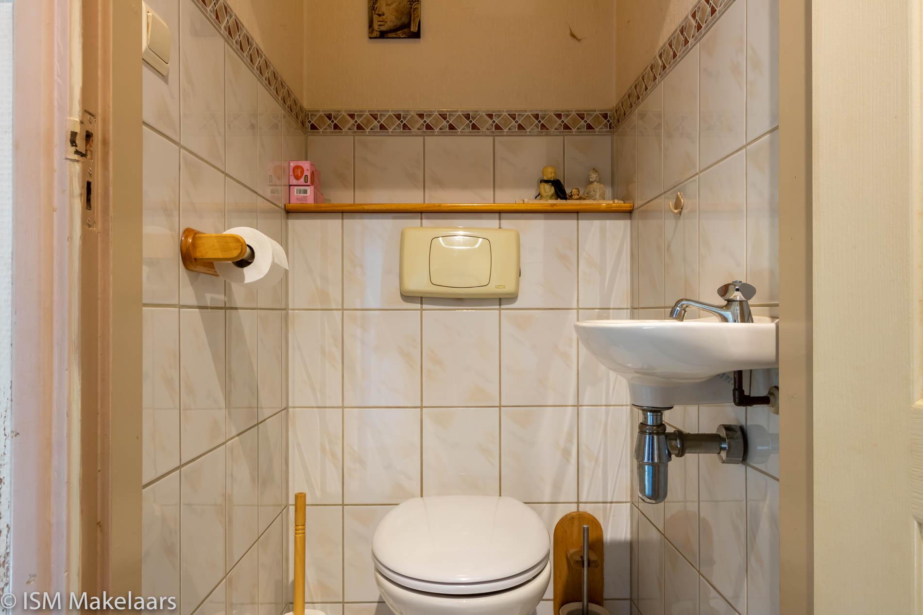 toilet  Paul Krugerstraat 389 vlissingen ism makelaars