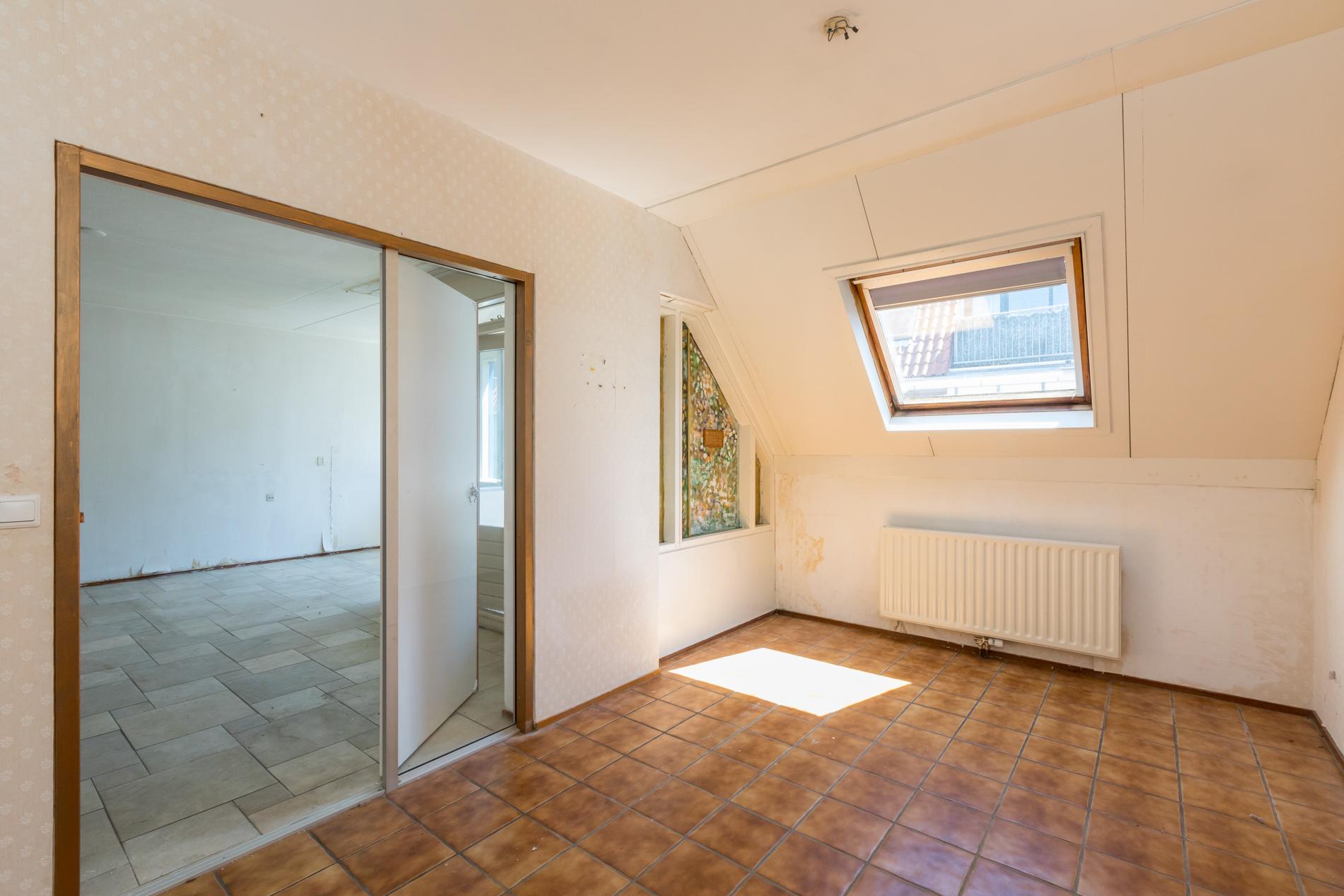 slaapkamer Beenhouwerssingel 27 Middelburg ism makelaars
