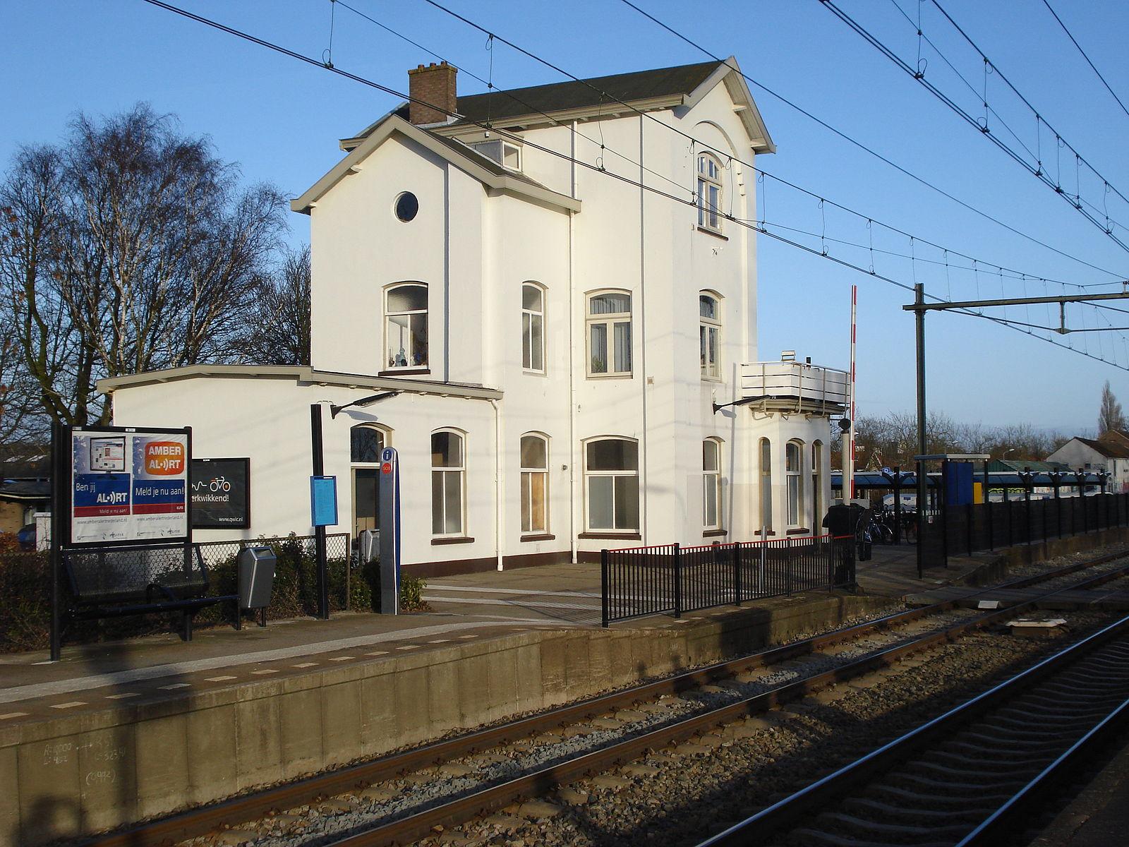 NS station kapelle ism makelaars