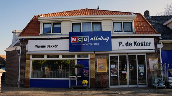 supermarkt MCD Wolphaartsdijk