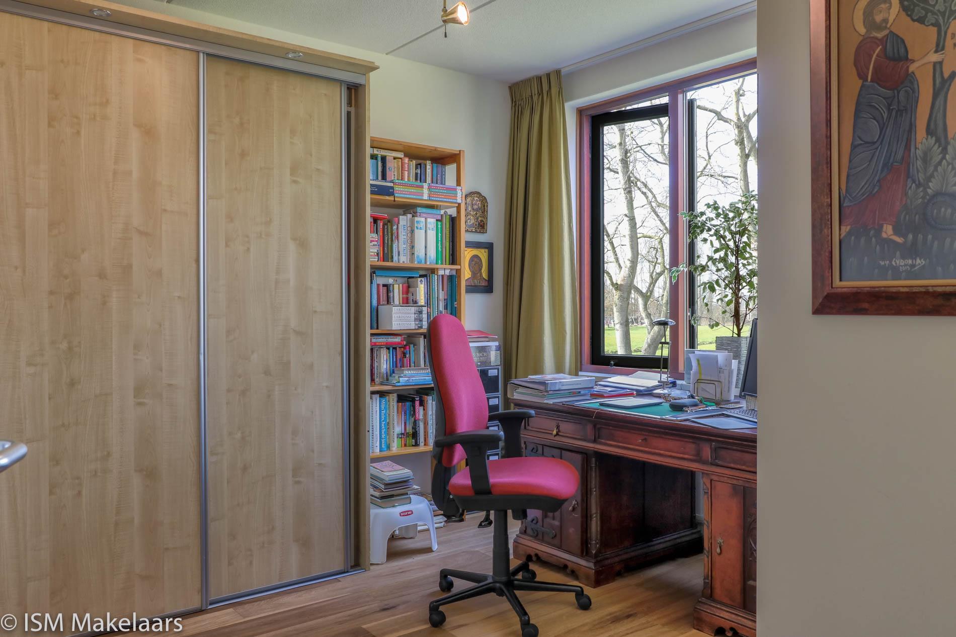 werkkamer/slaapkamer sandenburghlaan 12e veere ISM Makelaars