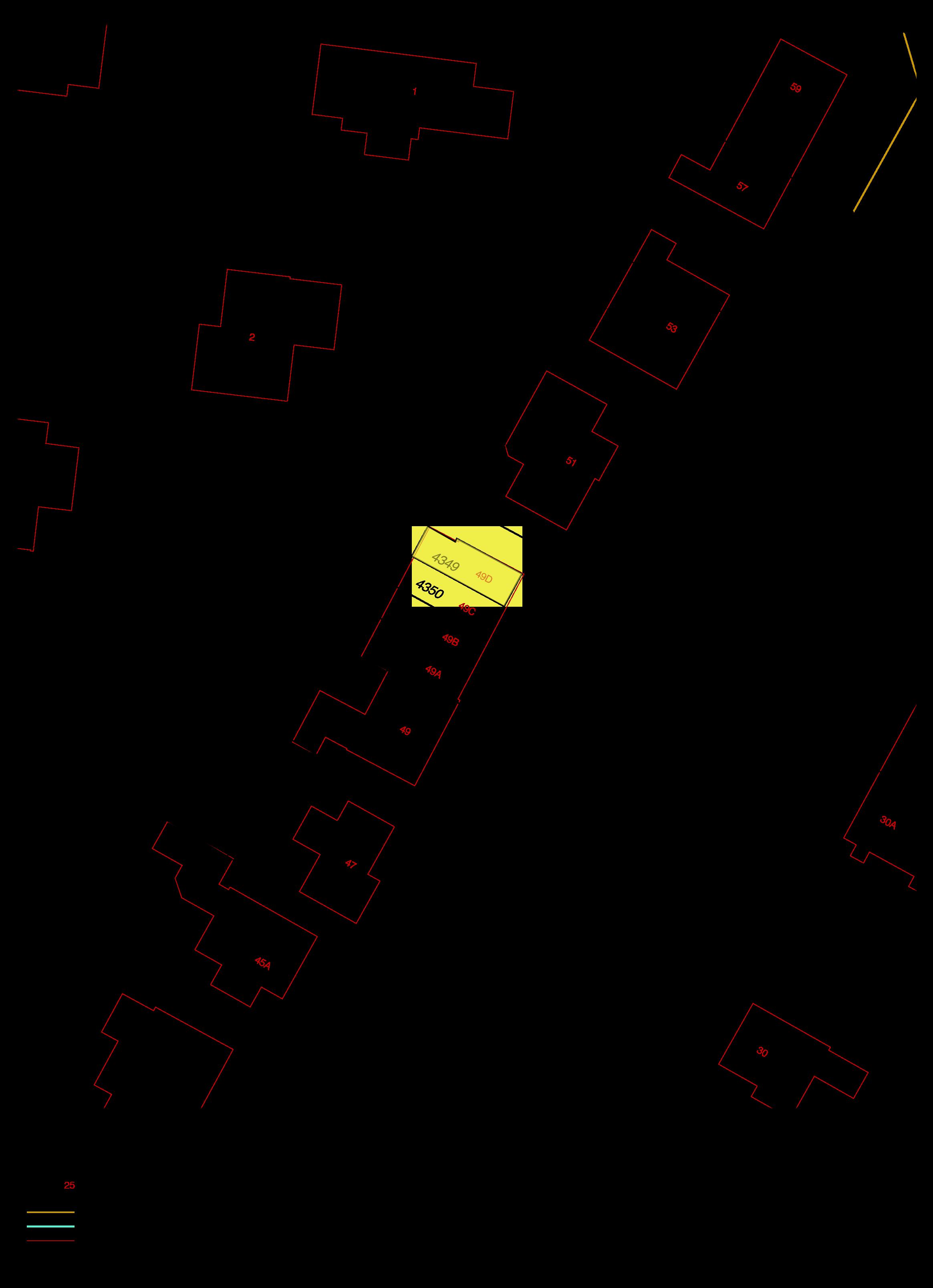 kadastrale kaart clara