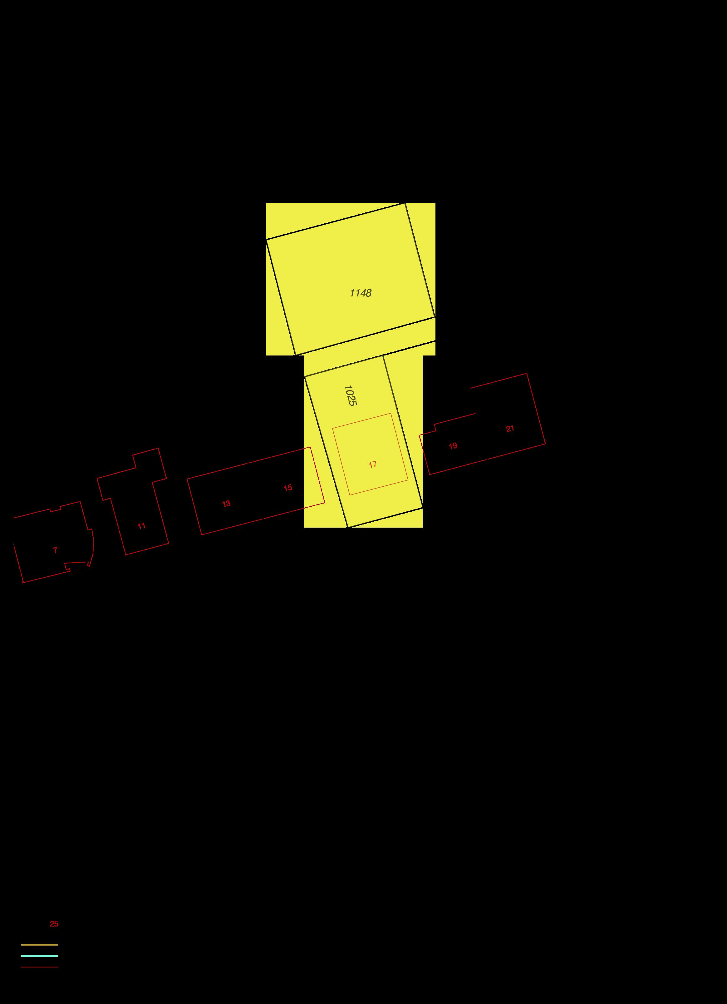 kadastrale kaart molenpad 17 borssele ism makelaars