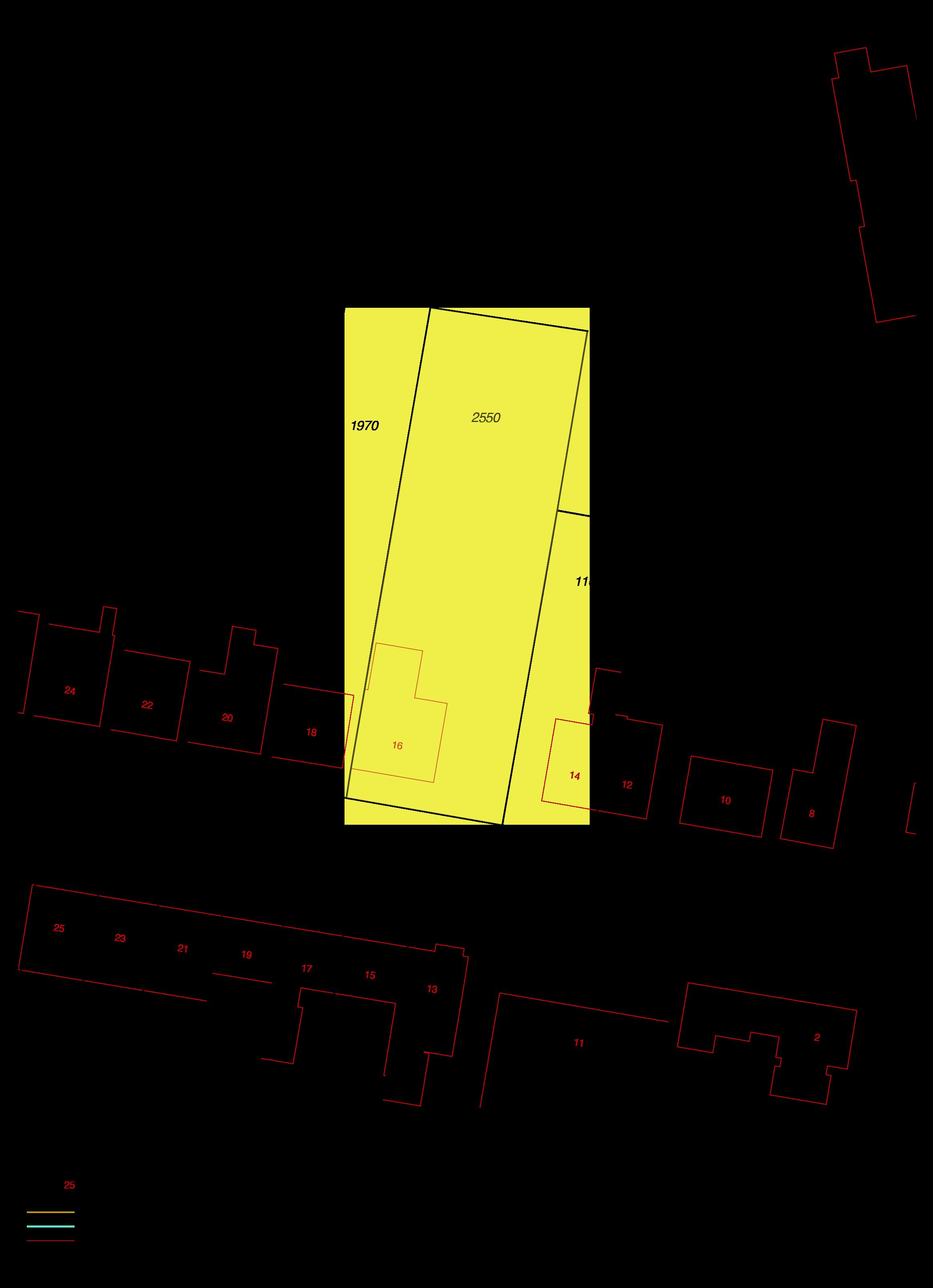 kadastrale kaart noordsingel 16 borssele ism makelaars