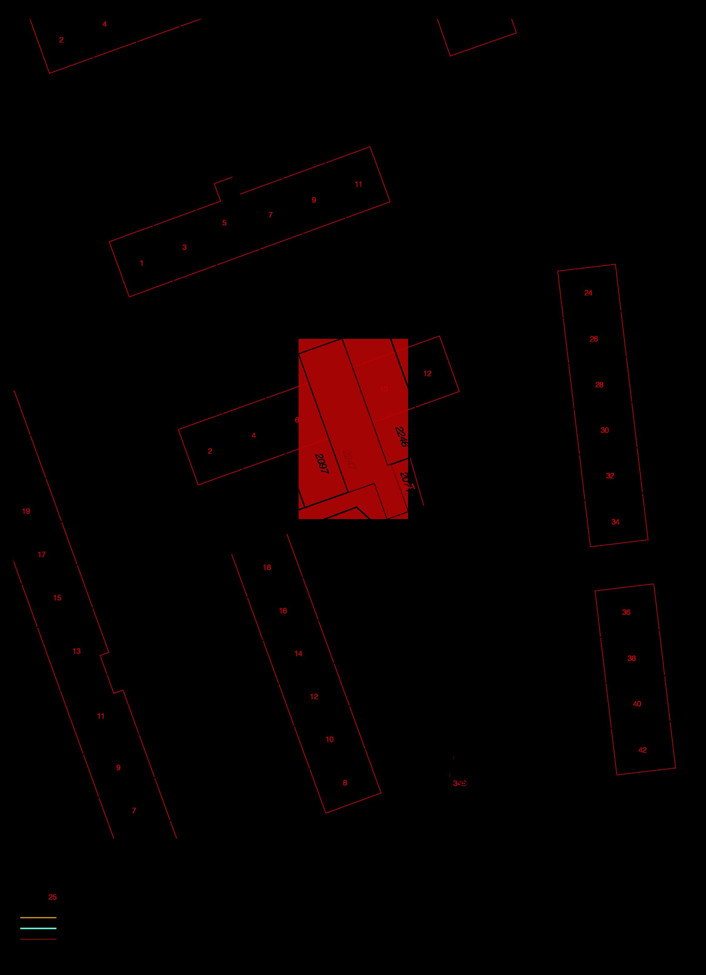 uittreksel kadastrale kaart trompstraat 8 koudekerke ism makelaars