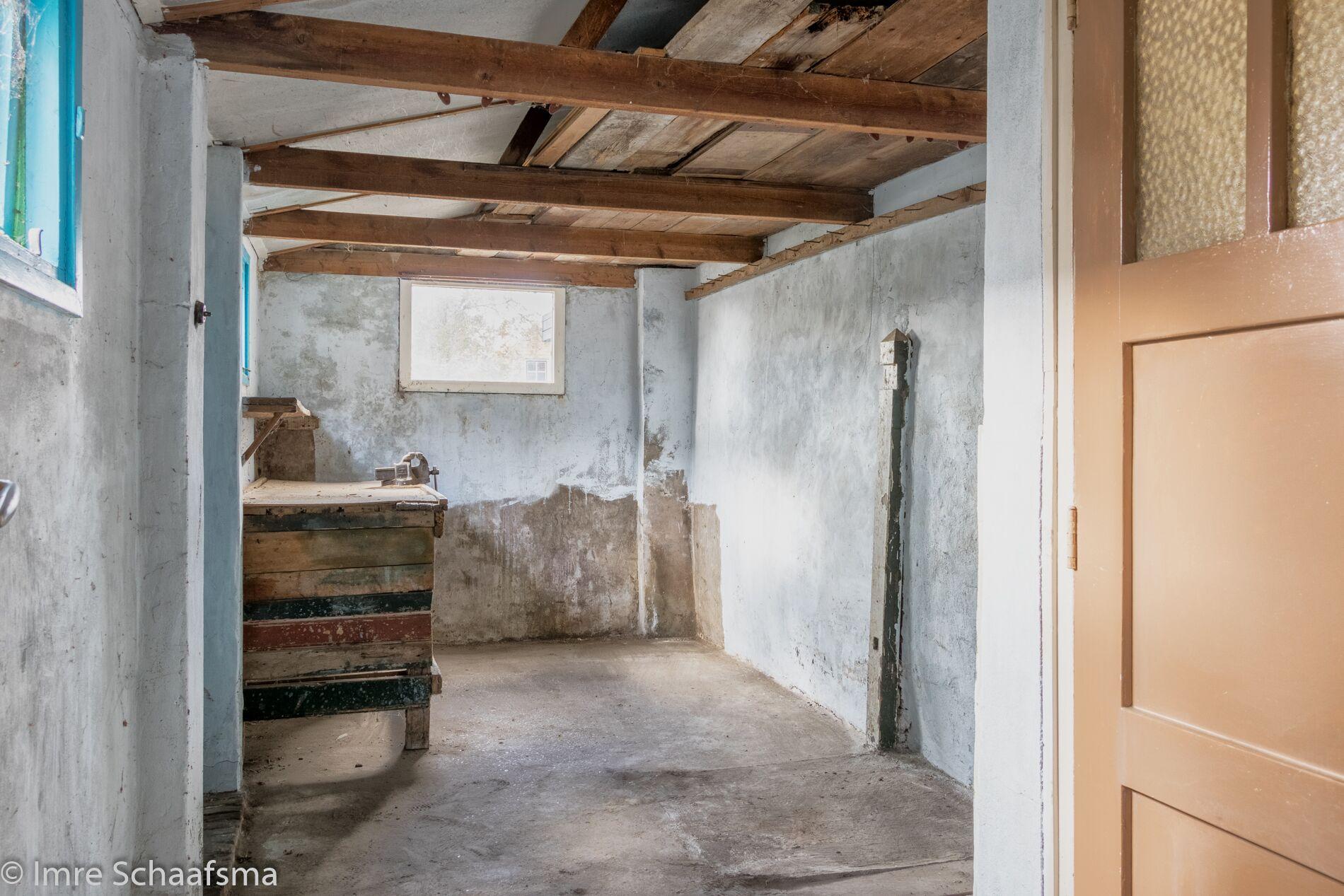 Berging, toiletruimte vermetstraat 24