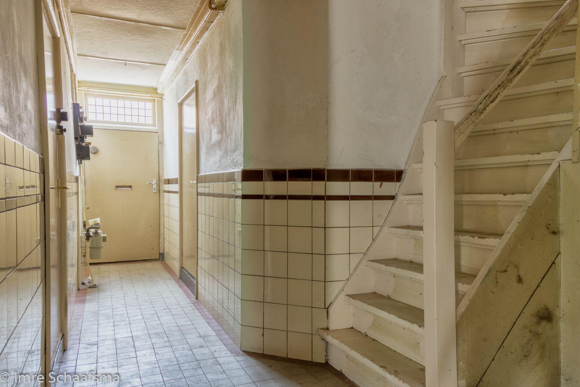 Vermetstraat entree zijkamer