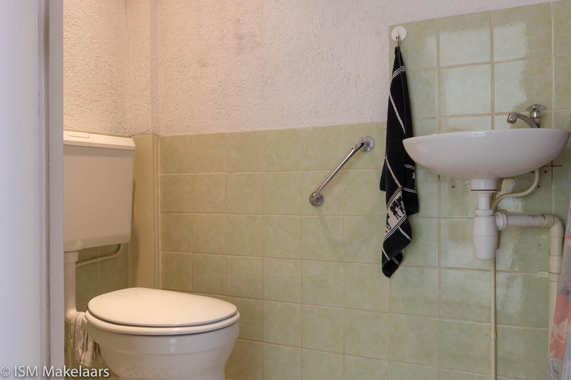 toiletruimte W vd Veldelaan 28 Vlissingen ism makelaars