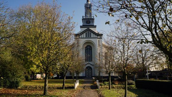 hervormde kerk Wolphaartsdijk