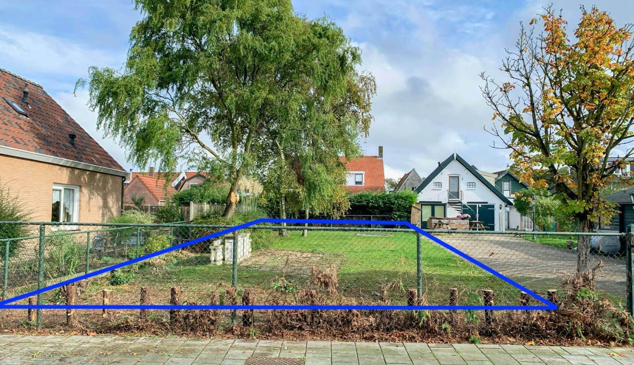 Bouwgrond Oostkerkestraat Wolphaartsdijk ISM Makelaars