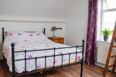 Slaapkamer a Dijk van Bommenede 1 ISM Makelaars