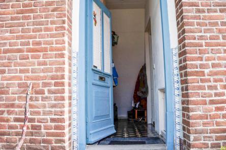 entree middenstraat 13 kats ISM Makelaars