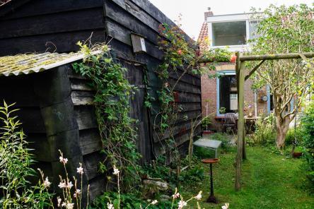 tuin middenstraat 13 kats ISM Makelaars