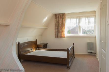 Slaapkamer a Lepelstraat 11 Wolphaartsdijk ISM Makelaars