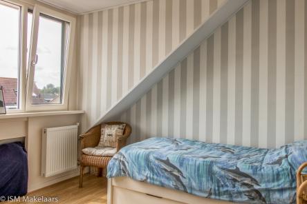 slaapkamer zolder molenmeel 11 kruiningen