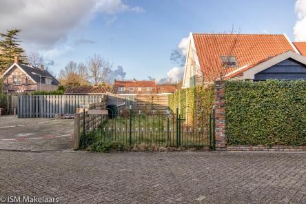Tuin Dorpsstraat 60 Wemeldinge ISM Makelaars