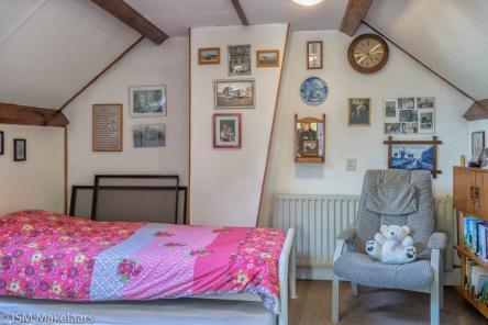 slaapkamer van walenburghof 1 wolphaartsdijk ISM Makelaars