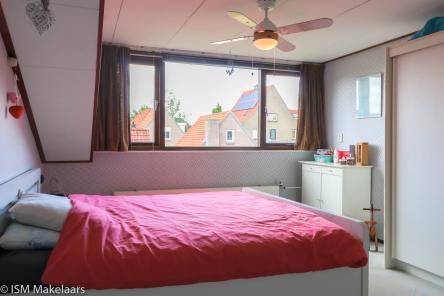 slaapkamer frank van borsselenstraat 3