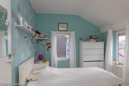 slaapkamer sloestraat 25 lewedorp ism makelaars