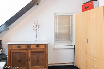 slaapkamer Molenweg 61 Kamperland ism makelaars