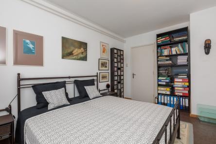 slaapkamer voorzijde President Rooseveltlaan 210 Vlissingen ism makelaars
