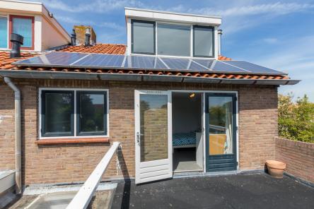 slaapkamer Middelburgsestraat 98 Koudekerke ism makelaars