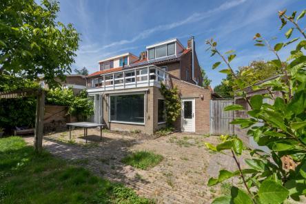 tuin Middelburgsestraat 98 Koudekerke ism makelaars