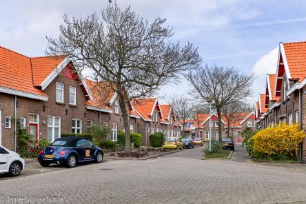 directe omgeving Lammensstraat 5 Vlissingen