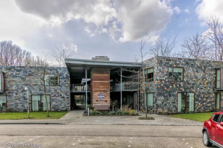 ingang appartementencomplex sandenburghlaan 12e veere ISM Makelaars