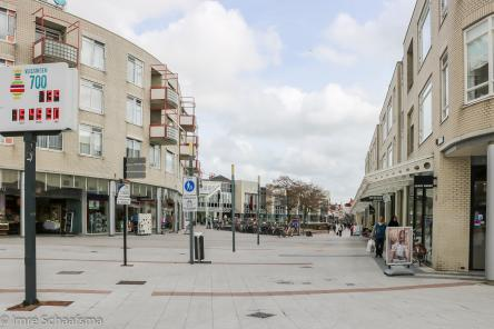 winkelcentrum op loopafstand Lammensstraat 5 Vlissingen