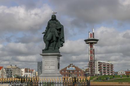 Standbeeld Michiel de Ruyter Vlissingen