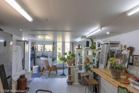 garage/atelier dijkwelsestraat 54 kapelle ism makelaars