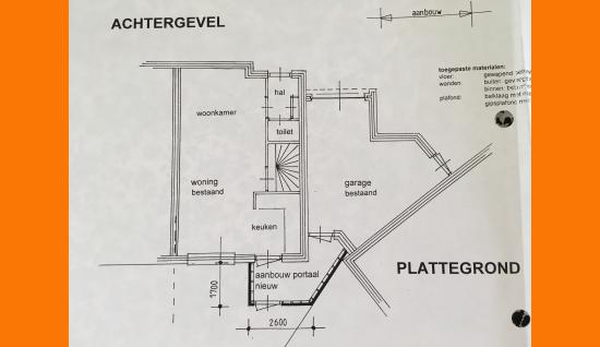 Pr. Christinastraat 18 Nieuwdorp uitbouw ISM Makelaars