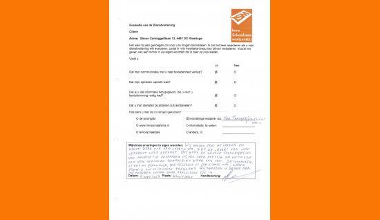 Evaluatie ISM Makelaars