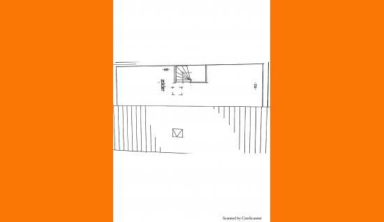 plattegrond 2e verdieping j.vaderstraat 25 meliskerke ism makelaars