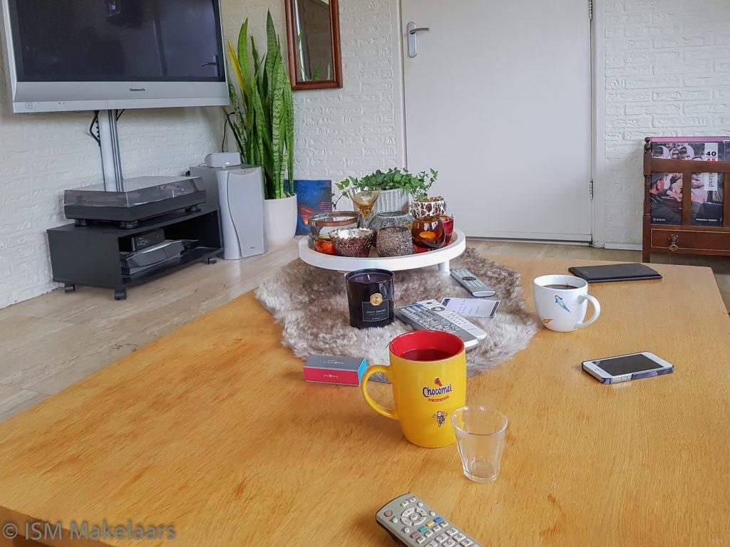 woonkamer ism makelaars